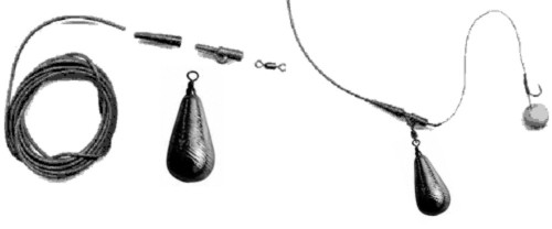 carp fishing lead tackle 1