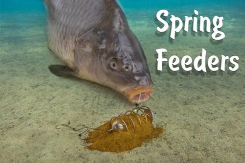 Head Carp Spring Bait Fishing Feeder